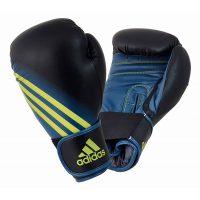 ADISBG100-Speed100-BoxingGlove-Black-yellow,-10-u.-12-oz.