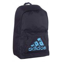 Adidas-Back-Pack-schwarz-blau