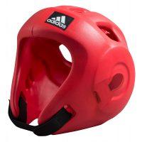 Adidas-Kopfschutz-Adizero-rot,-WTF-u.-WAKO,-Gr.-XS—XL