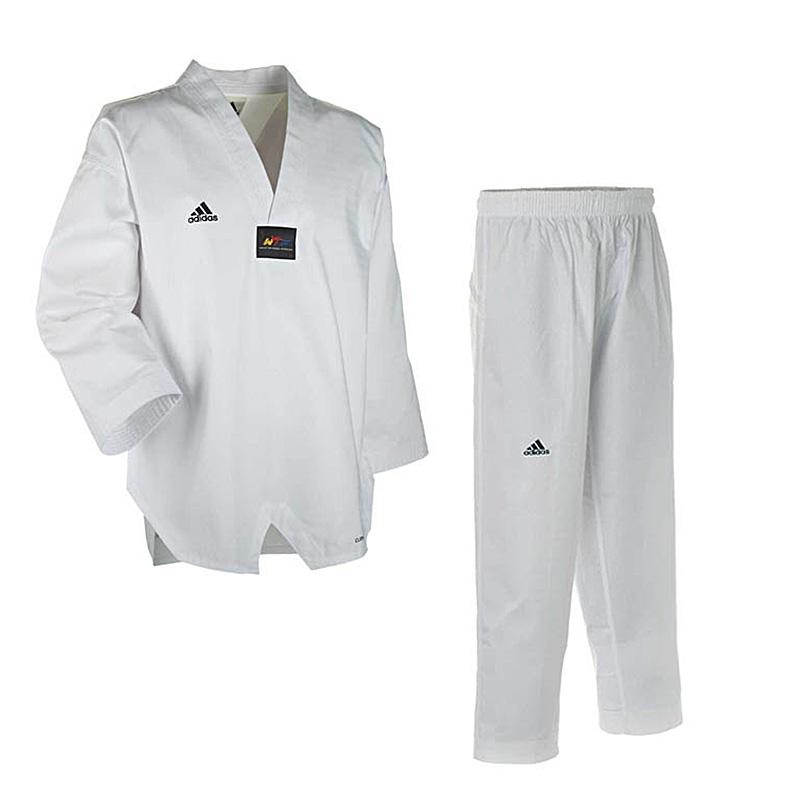 taekwondo anzug adidas. Black Bedroom Furniture Sets. Home Design Ideas