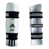 Adidas-Taekwondo-Schienbeinschutz-WTF,-Gr.-XS—XL