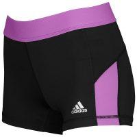 Adidas-Techfit-Hose-Damen-schwarz,-Gr.-S—XL