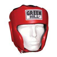 Green-Hill-Kopfschutz-CLUB,-Rindsleder