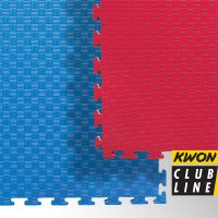 Kwon-Club-Line-Steckmatte-Reversible-2-cm-stark,-1×1-m