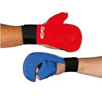 Kwon-Karate-Handschutz-m.-Daumenschlaufe,-Gr.-XS—XL