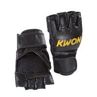 Kwon-MMA-Handschuh-Leder,-Gr.-S—XL