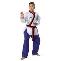 Kwon-Poomsae-Anzug-Jungen,-Gr.-140—180-cm