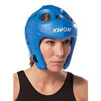 Kwon-Shocklite-Kopfschutz-blau,-Gr.-S—XL