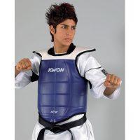 Kwon-TKD-Kampfweste-Competition-Reversible-rot-blau,-Gr.-XS—XL