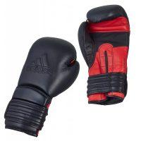adidas-Power300-14OZ-adiPBG300-rot-schwarz,-12-u.-14-oz.