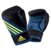 adidas-boxhandschuhe-ADISBG300-Speed300-Black-yellow,-14-u.-16-oz.
