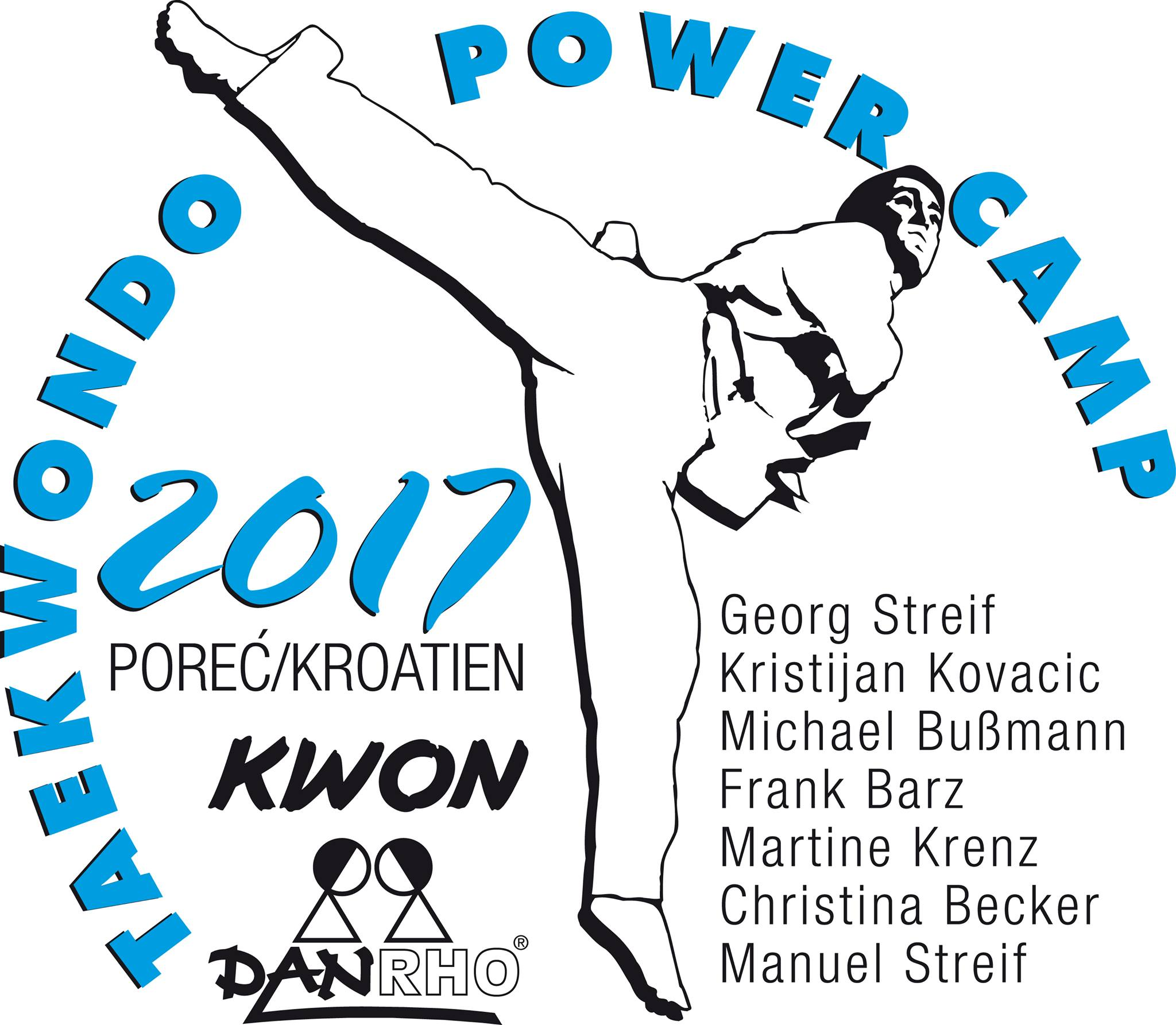 Taekwondo Power Camp 2017