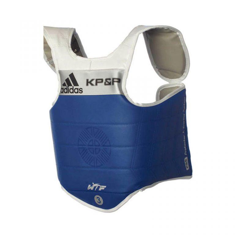 Adidas-KP&P-E-Weste,-blau