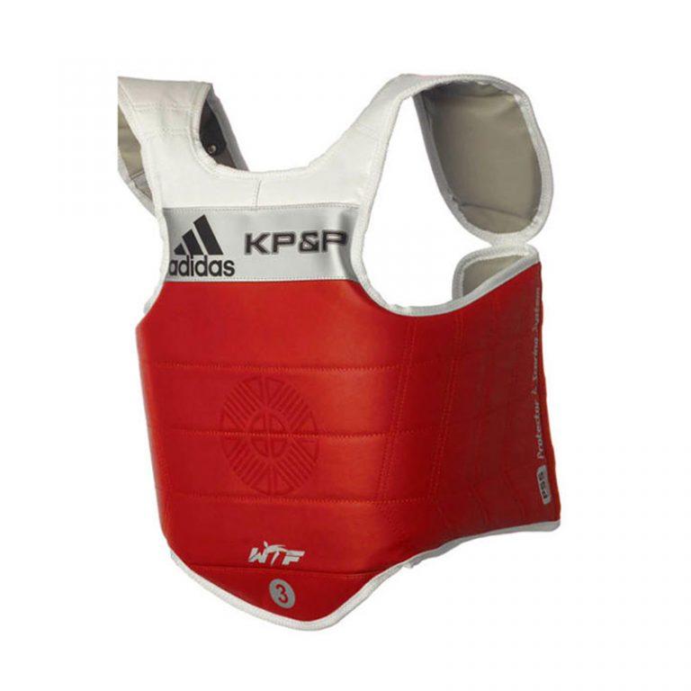 Adidas-KP&P-E-Weste,-rot