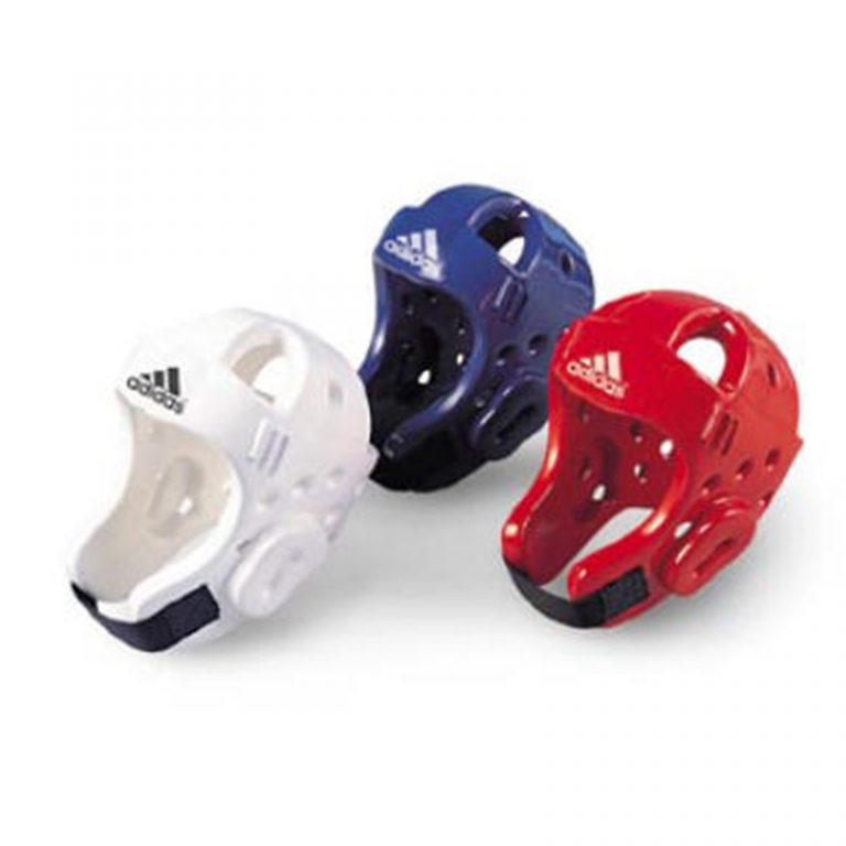 Adidas-Kopfschutz