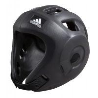 Adidas-Kopfschutz-Adizero-schwarz,-WTF-u.-WAKO,-Gr.-XS—XL
