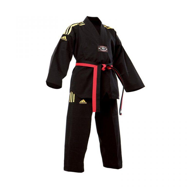 Adidas-TKD-Anzug-Colour-Champion-schw