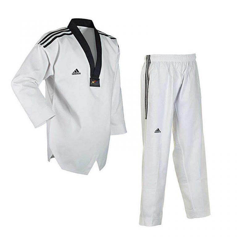 Adidas-Taekwondo-Anzug-Grandmaster,-Gr.-160---220-cm