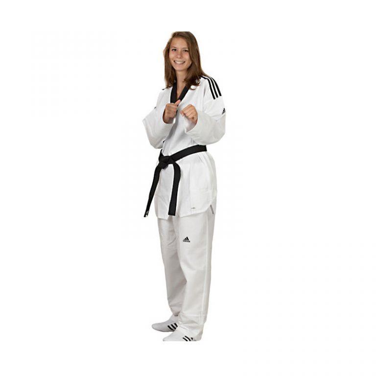 Adidas-TKD-Damen-Anzug-Fighter-m.-Streifen