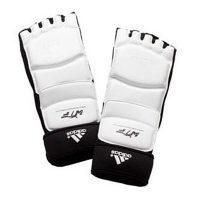 Adidas-Taekwondo-Fußschutz-WTF,-Gr.-XS—XXL