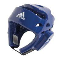 Adidas-Taekwondo-Kopfschutz-WTF-blau,-Gr.-XS—XL