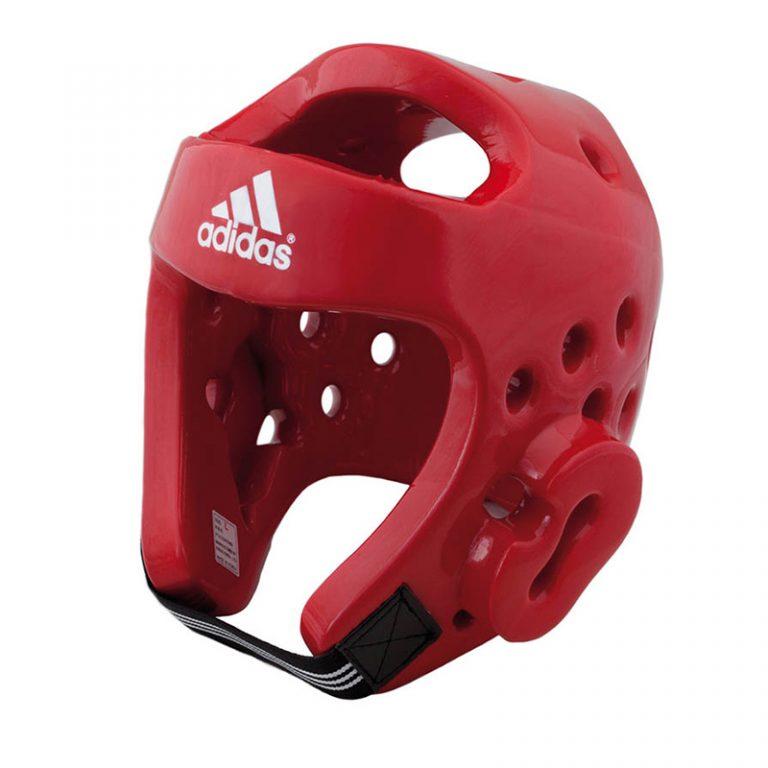 Adidas-Taekwondo-Kopfschutz-WTF-rot,-Gr.-XS---XL