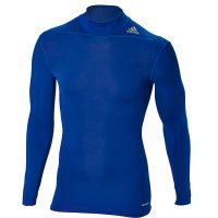 Adidas-Techfit-Base-Long-Sleeve-Moc-W.-Royal-Blue,-Gr.-XS—3XL