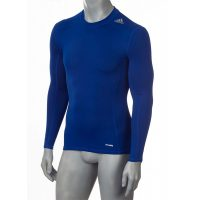 Adidas-Techfit-TF-Base-Long-Sleeve-Collegiate-Royal,-Gr.-XS—3XL