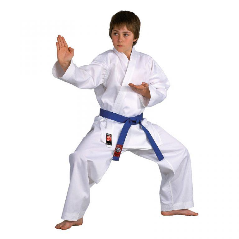 Danrho-Anzug-Dojo-Line-Karate-GI,-Gr.-120---200-cm