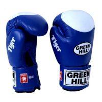 Green-Hill-Boxhandschuh-Tiger,-Rindsleder