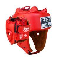 Green-Hill-Kopfschutz-FIVE-STAR,-Rindsleder
