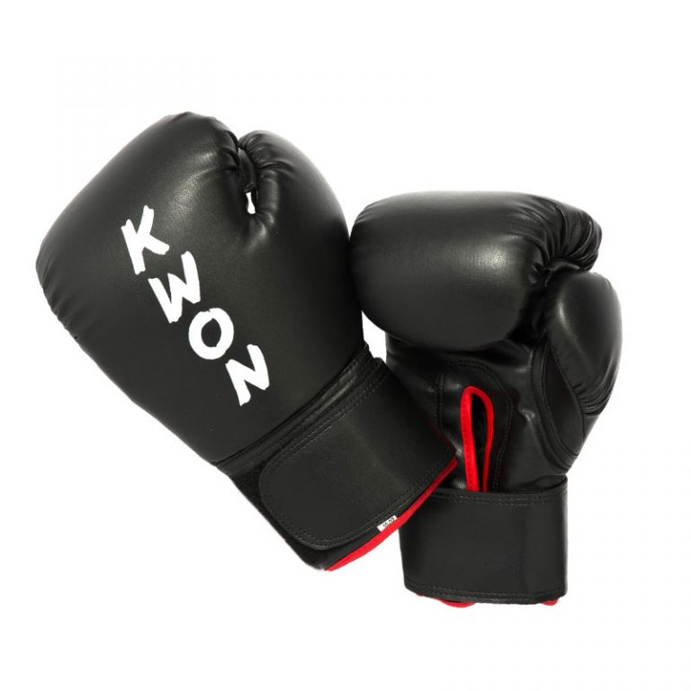 Kwon-Boxhandschuh-Super-Champ,-10-u.-12-oz-