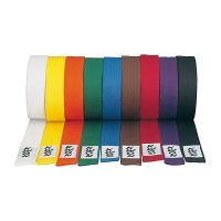 Kwon-Budogürtel-einfarbig,-Längen-200—320-cm