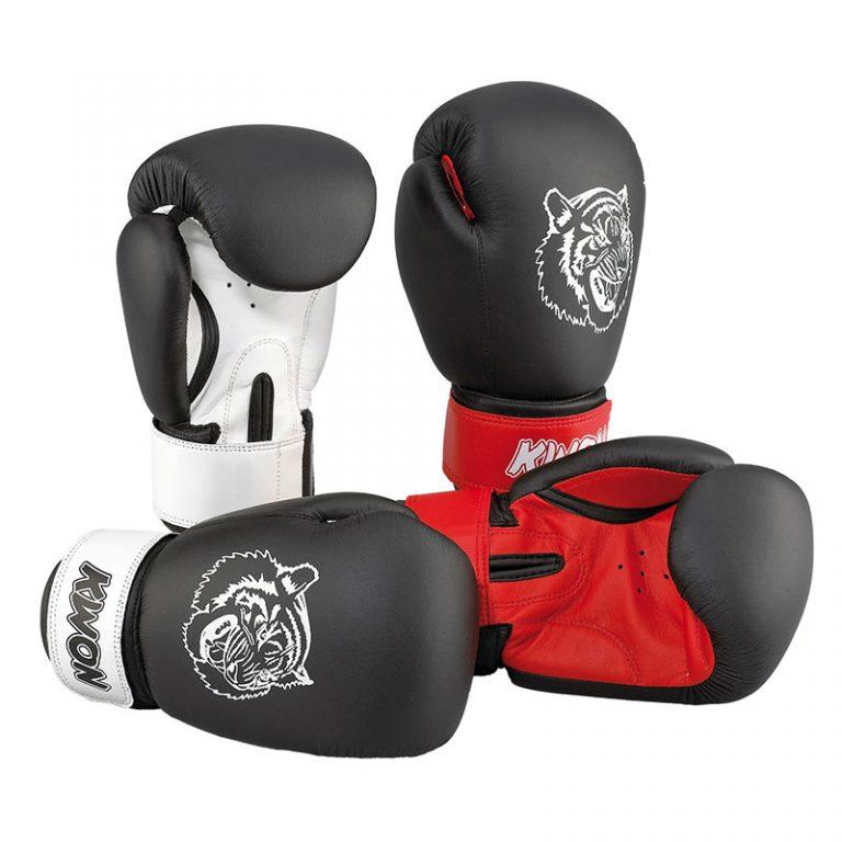 Kwon-Junior-Tiger-Boxhandschuh-10oz