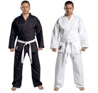 Kwon-Karate-Anzug-Traditional,-Gr.-110—210-cm