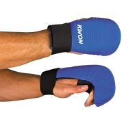 Kwon-Karate-Handschutz-ohne-Daumenschlaufe,-Gr.-XS—XL