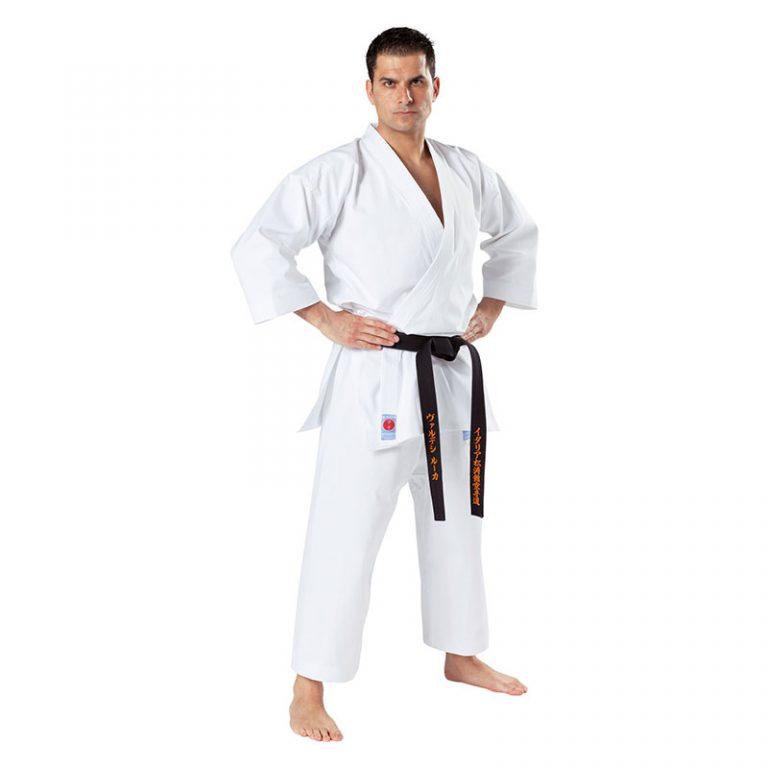 Kwon-Karate-Kata-Anzug-Tanaka-10oz,-Gr.-130---200-cm