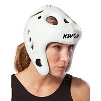 Kwon-Shocklite-Kopfschutz-weiß,-Gr.-S—XL