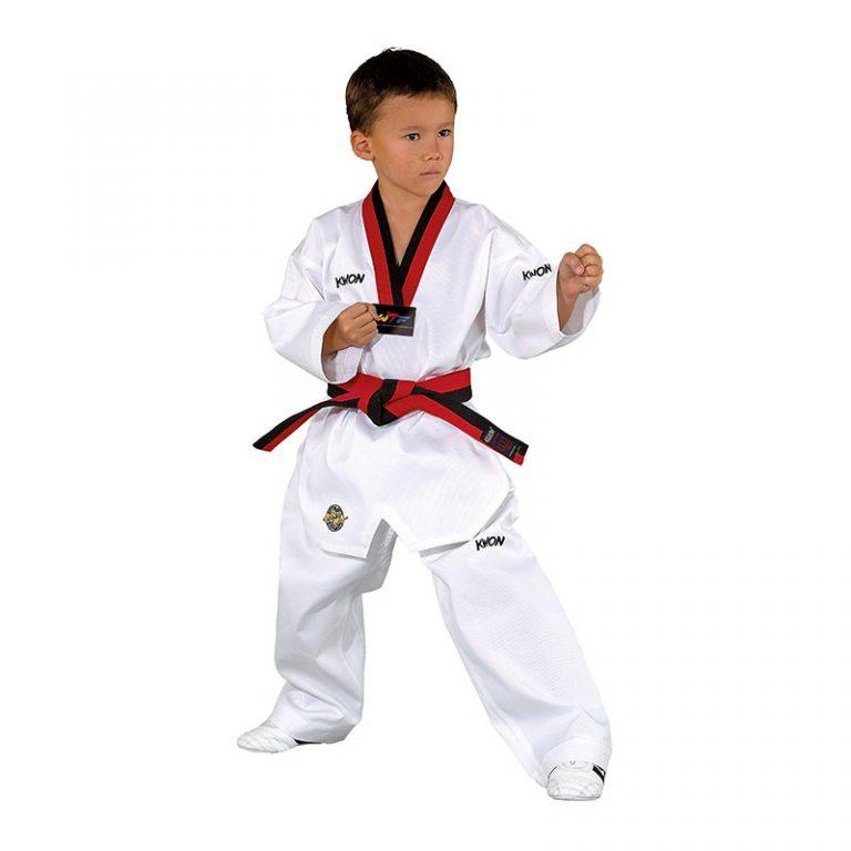 Kwon-TKD-Anzug-Victory-Poom,-Gr.-120---180-cm