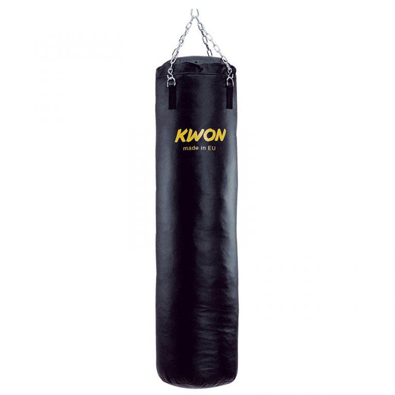 Kwon-Trainingssack-schwarz,-Gr.-100,-120,-150-u.-180-cm