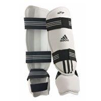 Adidas Schienbein-Spannschutz PU, Gr. S – XL
