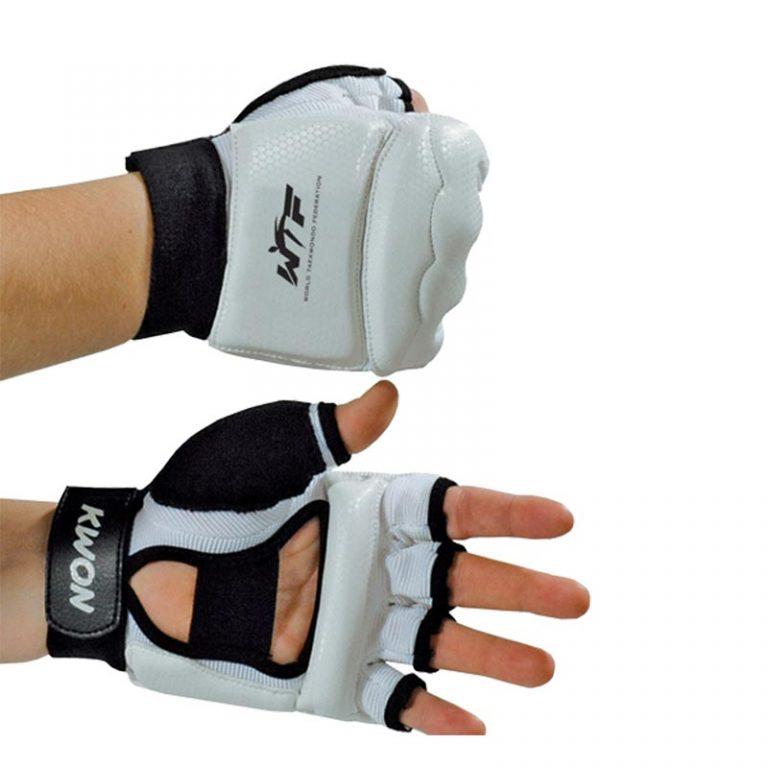 Kwon-TKD-Handschutz-WTF,-Gr.-XXS---XL