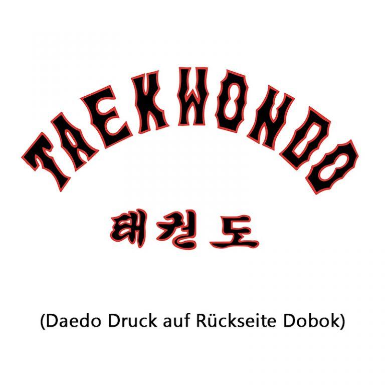 Daedo-Druck-auf-Rueckseite-Dobok-1