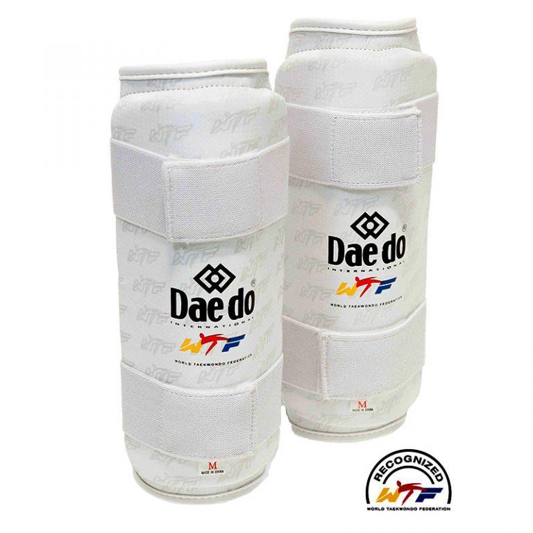 Daedo-Schienbeinschutz-WTF,-Gr.-S---XL