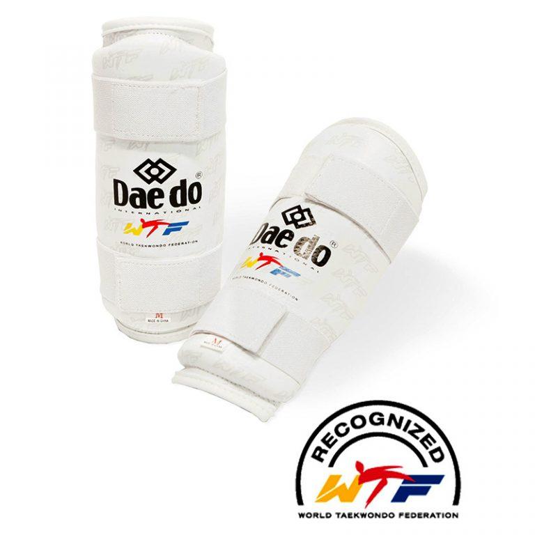 Daedo-Unterarmschutz-WTF,-Gr.-S---XL