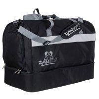 Danrho-Kompakt-Sporttasche-m.-Bodenfach,-Gr.-60x34x42-cm
