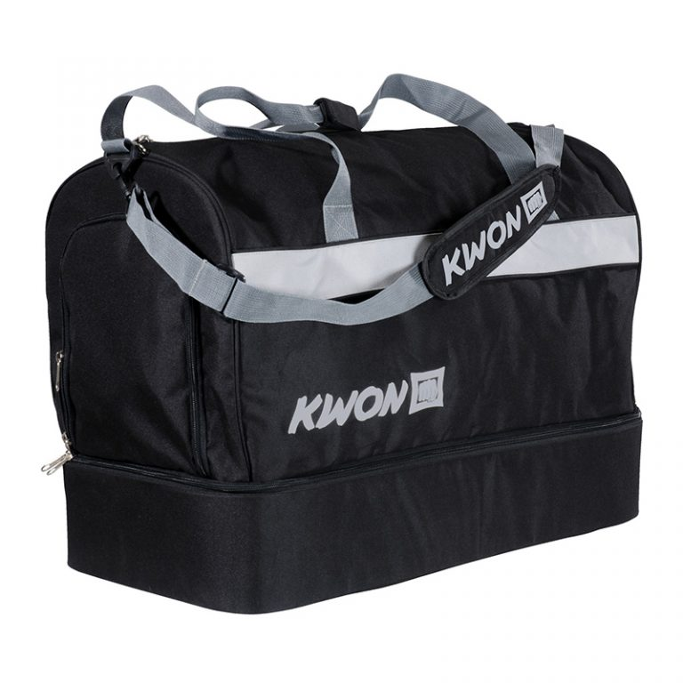 Sporttasche Kompakt mit Bodenfach, Maße: 60x34x42 cm, Angebotspreis: 35,25 EUR (regulär: 49,90 EUR)