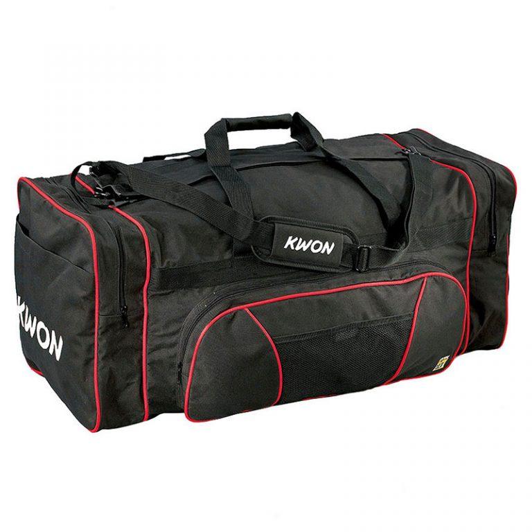 Kwon Club Line Sporttasche X-LARGE, Größe: 79 x 35 x 35 cm, Angebotspreis: 17,50 EUR (regulär: 22,90 EUR)
