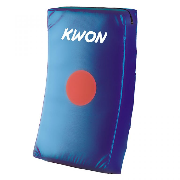 Kwon Schlagkissen gebogen blau, Größe: 68x38x12 cm, Angebotspreis: 36,- EUR (regulär: 49,50 EUR)