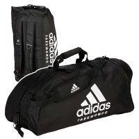 Adidas-2in1-Bag-Taekwondo-Nylon,-Gr.-M-u.-L